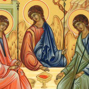 Молитва преди ядене