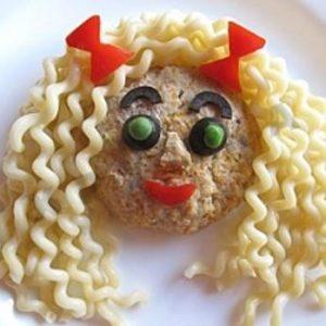 За спагетките