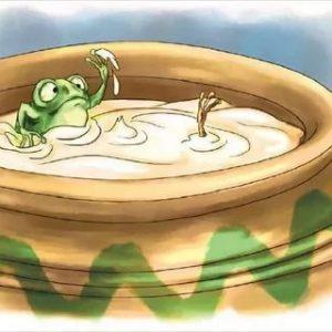 Двете жаби